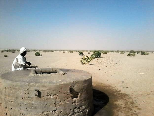 Improved Shallow well at the main khor_Haya