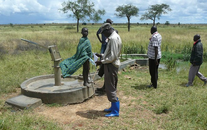 water point_fieldwork